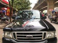 Bán Ford Ranger XLT 4x4 đời 2005, màu đen xe gia đình