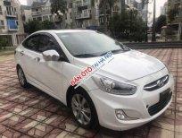 Cần bán Hyundai Accent Blue 2015, màu trắng, xe nhập