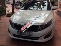 Cần bán lại xe Kia K5 2014, màu trắng, xe nhập