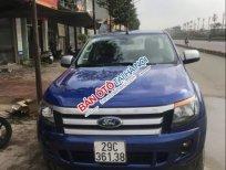Chính chủ bán xe Ford Ranger XLS đời 2014, màu xanh lam, nhập khẩu