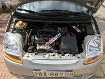 Cần bán Chevrolet Spark LT sản xuất 2009, màu bạc chính chủ, giá chỉ 129 triệu