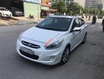 Cần bán gấp Hyundai Accent Blue đời 2015, màu trắng, xe nhập, 485 triệu