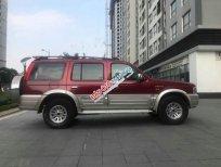 Cần bán xe Ford Everest 4X4 MT đời 2006, màu đỏ chính chủ giá cạnh tranh