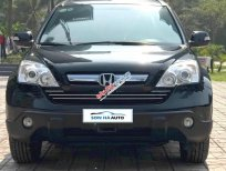 Cần bán xe Honda CR V 2.4L đời 2008, màu đen
