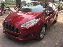 Cần bán Ford Fiesta Titanium 2014, màu đỏ số tự động