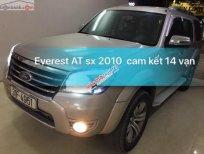 Cần bán Ford Everest Limited 2010 chính chủ, giá tốt