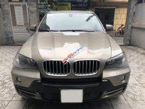 Bán ô tô BMW X5 3.0 đời 2009, màu vàng cát, nhập Mỹ, giá chỉ 720 triệu, fulloptions, biển VIP