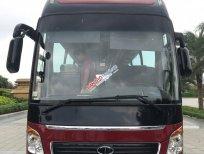 Bán xe khách Tracomeco Universe Xpress Weichai đời 2019, màu đỏ, nhập khẩu