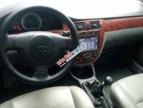 Bán ô tô Daewoo Lacetti Ex sản xuất 2009, màu bạc xe gia đình, 187tr