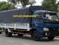 Xe Hyundai Veam 7,5 tấn động cơ Hyundai mạnh mẽ