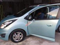 Cần bán xe Chevrolet Spark LTZ đời 2015, màu xanh ngọc