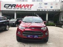 Bán xe Ford Ecosport Titanium 1.5AT 2015, màu đỏ, giá 499tr, LH 0966988860
