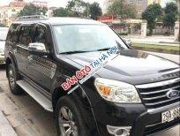 Bán Ford Everest 2.5MT sản xuất năm 2010, màu đen, giá tốt