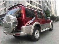 Bán Ford Everest MT sản xuất 2005, màu đỏ số sàn, giá tốt