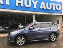Cần bán xe Honda CR V 2.4AT đời 2013, màu xanh lam, 790tr