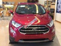 Bán Ford EcoSport 1.5L Titanium, màu đỏ, giá tốt, hỗ trợ 90% ngân hàng, xe giao ngay, 0968912236