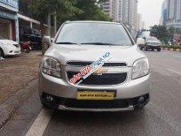 Cần bán Chevrolet Orlando LTZ đời 2012, màu bạc, 375 triệu