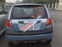 Bán Hyundai Getz MT đời 2009, màu xanh lam, giá chỉ 210 triệu