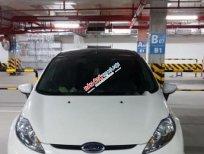 Cần bán gấp Ford Fiesta S 1.6 AT đời 2011, màu trắng, giá tốt