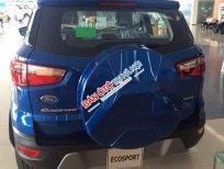 Bán Ford EcoSport AT sản xuất năm 2018, màu xanh lam