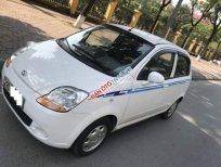 Cần bán Daewoo Matiz 2010, màu trắng, xe nhập số tự động