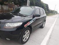 Bán xe Hyundai Santa Fe MLX đời 2007, màu đen, nhập khẩu