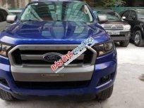 Bán xe Ford Ranger XLS AT đời 2016, màu xanh lam, giá tốt