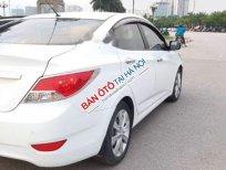 Cần bán lại xe Hyundai Accent Blue năm 2013, màu trắng, nhập khẩu nguyên chiếc chính chủ, giá 455tr
