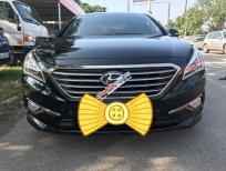 Bán Hyundai Sonata sản xuất 2015 màu đen, giá 780 triệu nhập khẩu nguyên chiếc