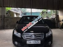 Bán Daewoo Lacetti SE 2009, màu đen, xe nhập, xe gia đình