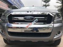 Bán Ford Ranger XLT 4x4 MT đời 2017, màu xám, nhập khẩu nguyên chiếc còn mới