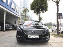 Cần bán Hyundai Sonata 2.0AT đời 2015, màu đen, xe nhập