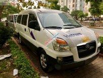 Bán Hyundai Starex 2.5 MT năm sản xuất 2005, màu trắng, nhập khẩu xe gia đình