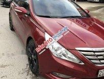 Cần bán xe Hyundai Sonata Y20 sản xuất năm 2011, màu đỏ, xe nhập