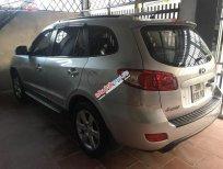 Bán Hyundai Santa Fe MLX năm sản xuất 2009, màu bạc, nhập khẩu