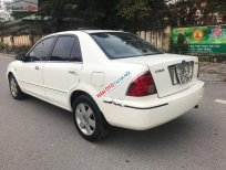 Bán Ford Laser 1.8 MT đời 2003, màu trắng, xe nhập