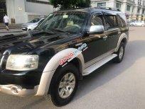 Bán ô tô Ford Everest MT sản xuất năm 2008, màu đen như mới, giá 338tr