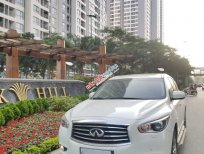Bán xe Infiniti QX60 đăng ký lần đầu 6/2015, màu trắng nhập từ Mỹ