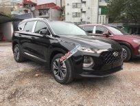 Cần bán Hyundai Santa Fe 2.2 CRDi đời 2019, màu đen