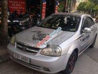 Gia đình bán Daewoo Lacetti EX đời 2009, màu bạc, nhập khẩu