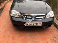 Cần bán lại xe Daewoo Lacetti ex sản xuất năm 2011, màu đen chính chủ