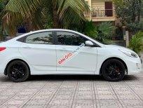 Bán Hyundai Accent Blue 1.4AT đời 2013, màu trắng, xe nhập