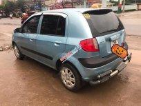 Cần bán gấp Hyundai Getz 1.4 AT sản xuất năm 2008, màu xanh lam, xe nhập