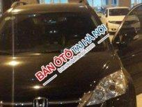 Cần bán Honda CRV 2.4 đời 2011 màu đen, chất lượng còn rất tốt, giá đẹp