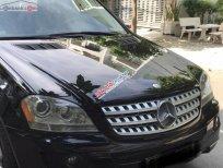 Bán Mercedes ml350 đời 2008, màu đen, nhập khẩu nguyên chiếc, giá tốt