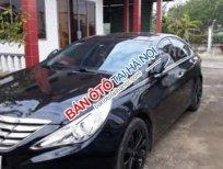Cần bán Hyundai Sonata đời 2010, màu đen, xe nhập chính chủ