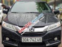 Bán Honda City 1.5 AT đời 2015, màu đen