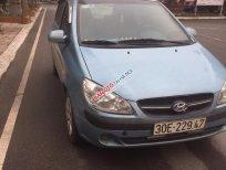 Cần bán lại xe Hyundai Getz MT năm 2009, màu xanh lam, xe nhập