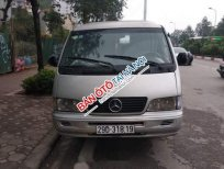 Cần bán Mercedes đời 2003, màu bạc, giá tốt