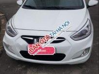 Bán xe Hyundai Accent Blue 2013, màu trắng, nhập khẩu, giá tốt